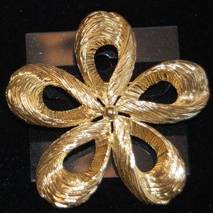 Gold flower Pendent